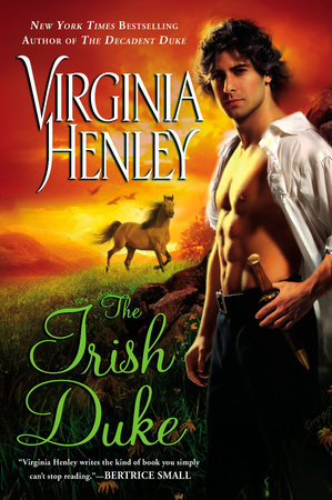 The Irish Duke by Virginia Henley