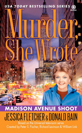 Murder, She Wrote: Madison Ave Shoot
