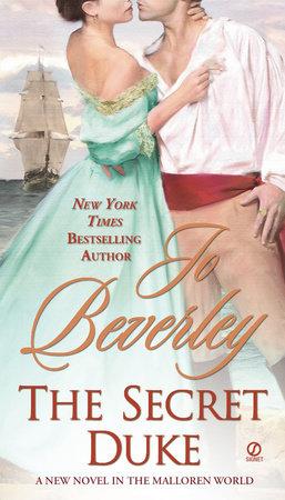 The Secret Duke by Jo Beverley