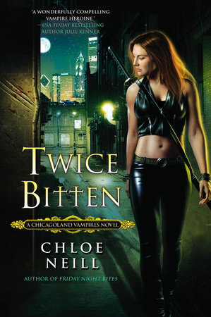 Twice Bitten by Chloe Neill
