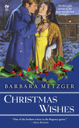 Christmas Wishes by Barbara Metzger