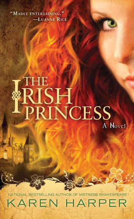 The Irish Princess by Karen Harper