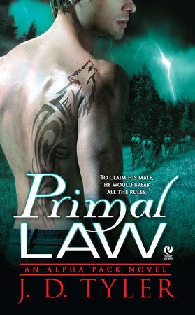 Primal Law by J.D. Tyler