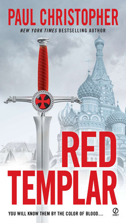 Red Templar by Paul Christopher