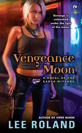 Vengeance Moon by Lee Roland