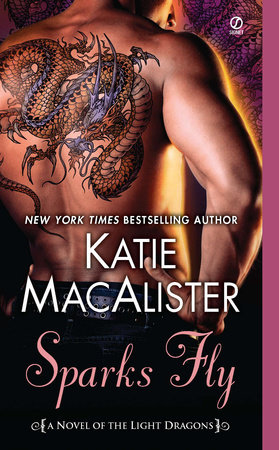 Sparks Fly by Katie Macalister