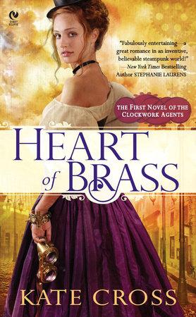 Heart of Brass by Kate Cross