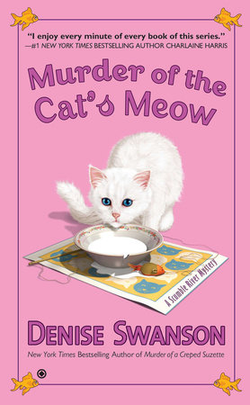 Murder of the Cat's Meow by Denise Swanson