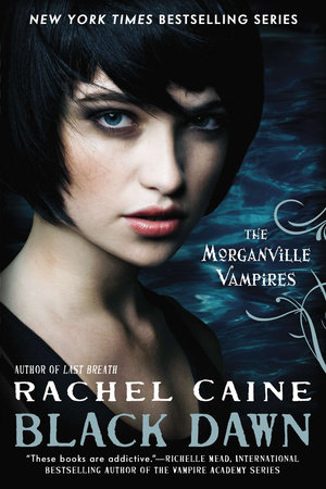 Young adult vampire fiction from