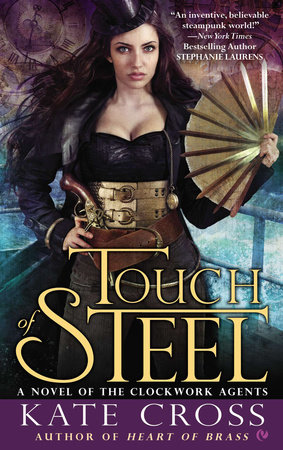 Touch of Steel by Kate Cross