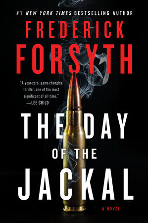 The Day of the Jackal Book Cover Picture