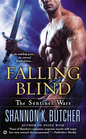 Falling Blind by Shannon K. Butcher