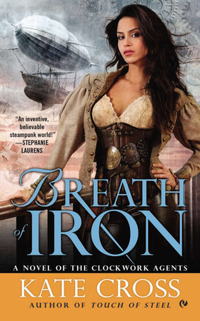 Breath of Iron by Kate Cross