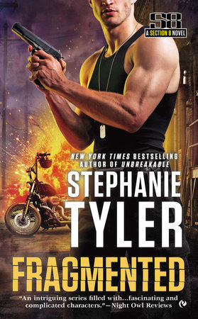 Fragmented by Stephanie Tyler