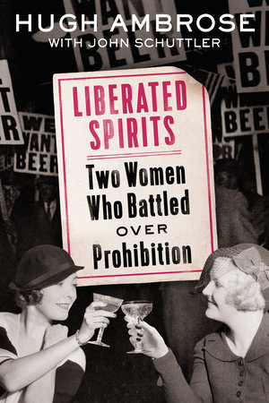 The cover of the book Liberated Spirits