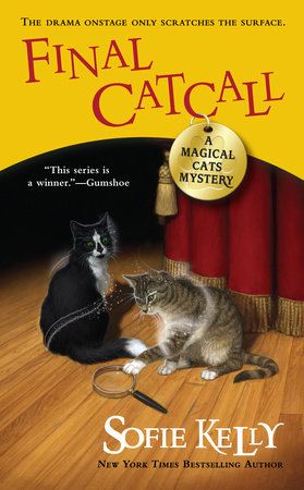 Final Catcall by Sofie Kelly