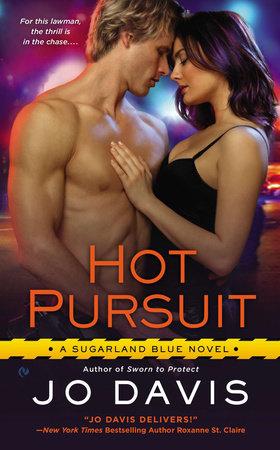 Hot Pursuit by Jo Davis
