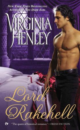 Lord Rakehell by Virginia Henley