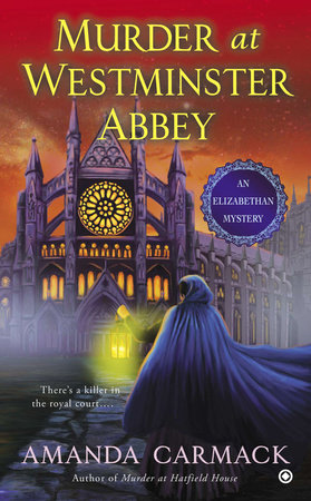 Murder at Westminster Abbey by Amanda Carmack