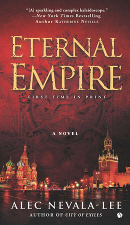 Eternal Empire by Alec Nevala-Lee