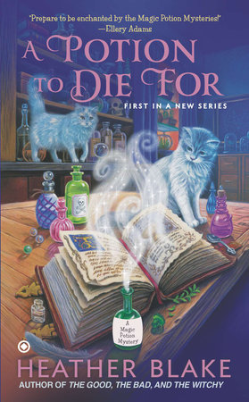 A Potion to Die For by Heather Blake