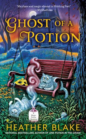 Ghost of a Potion by Heather Blake