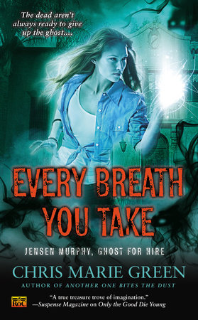 Every Breath You Take by Chris Marie Green