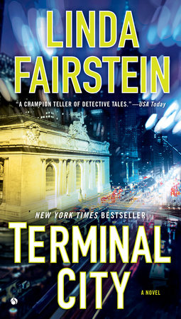 Terminal City by Linda Fairstein