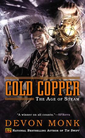 Cold Copper by Devon Monk