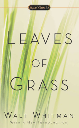 Leaves of Grass by Walt Whitman: 9780451419170 ...