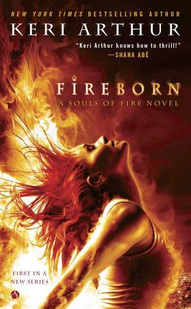 Fireborn by Keri Arthur