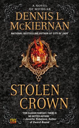 Stolen Crown by Dennis L. McKiernan