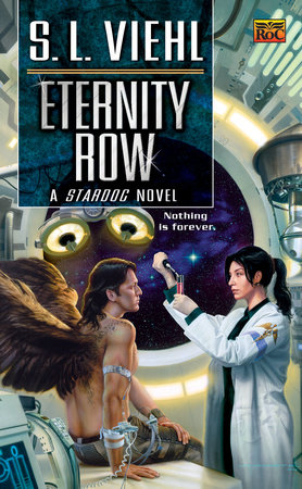 Eternity Row by S.L. Viehl