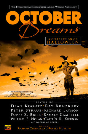 The cover of the book October Dreams: