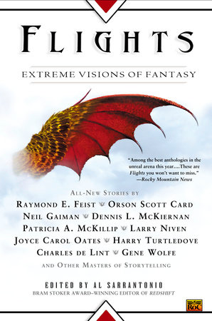 Flights: Extreme Visions of Fantasy by