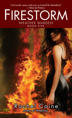 Firestorm by Rachel Caine