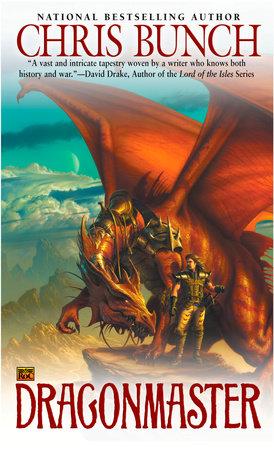 Dragonmaster by Chris Bunch