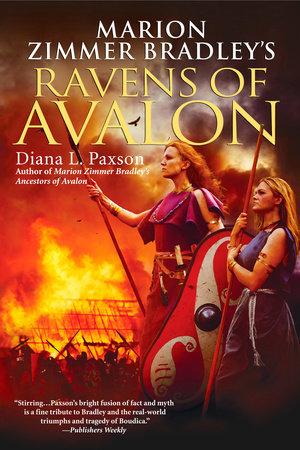 Marion Zimmer Bradley's Ravens of Avalon by Diana L. Paxson