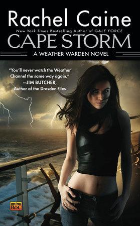 Cape Storm by Rachel Caine