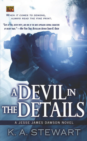 A Devil in the Details by K. A. Stewart