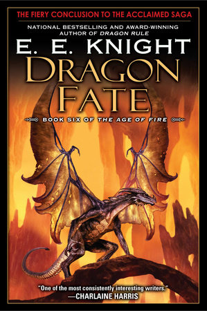Dragon Fate by E.E. Knight