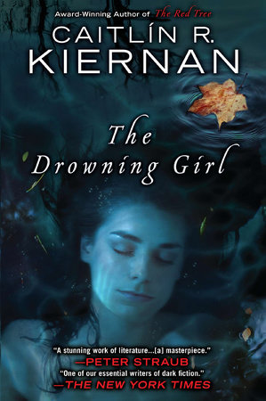 The cover of the book The Drowning Girl
