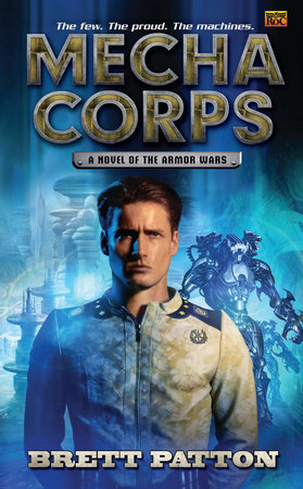 The cover of the book Mecha Corps