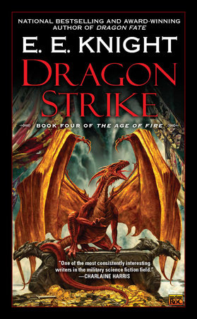 Dragon Strike by E.E. Knight