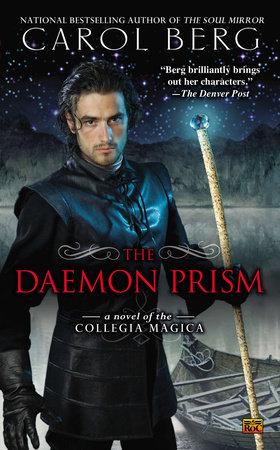 The Daemon Prism by Carol Berg