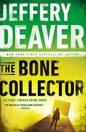 The Bone Collector Book Cover Picture