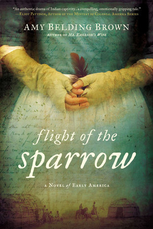 Flight of the Sparrow Book Cover Picture