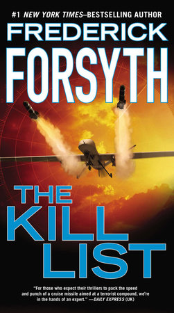 The Kill List Free Preview by Frederick Forsyth