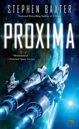 Proxima by Stephen Baxter