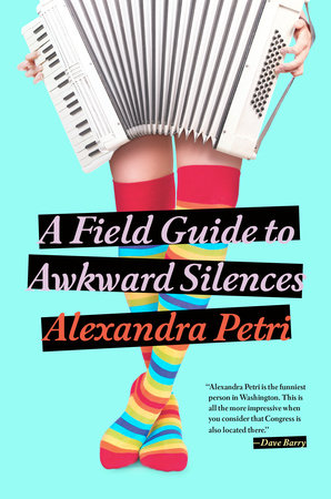 A Field Guide to Awkward Silences Book Cover Picture